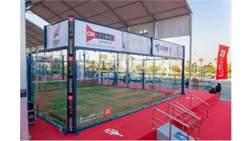 UPCOMING NOVEMBER 2021: PADEL TOURNAMENT IN MALL OF EGYPT