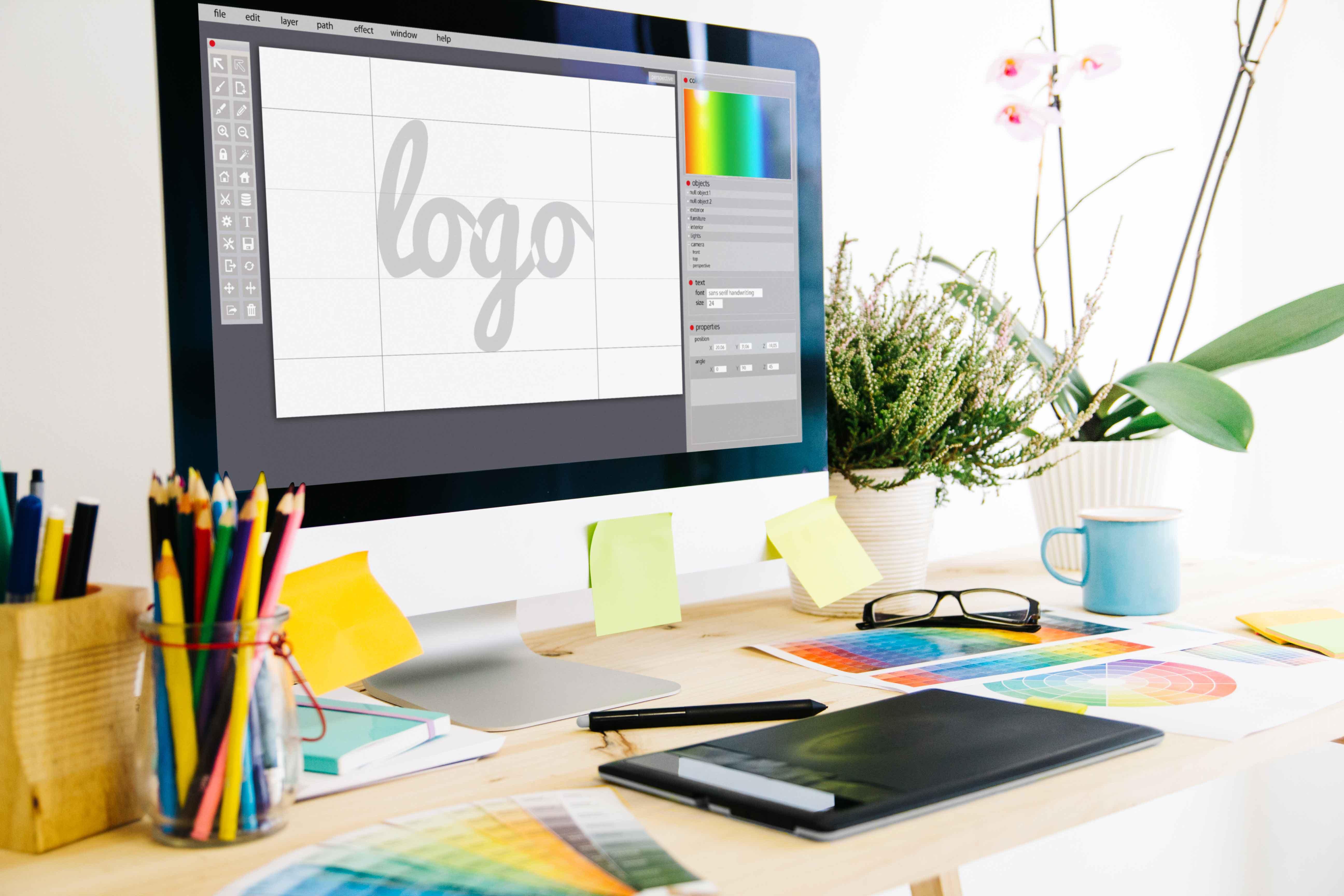 Freelance senior graphic designer