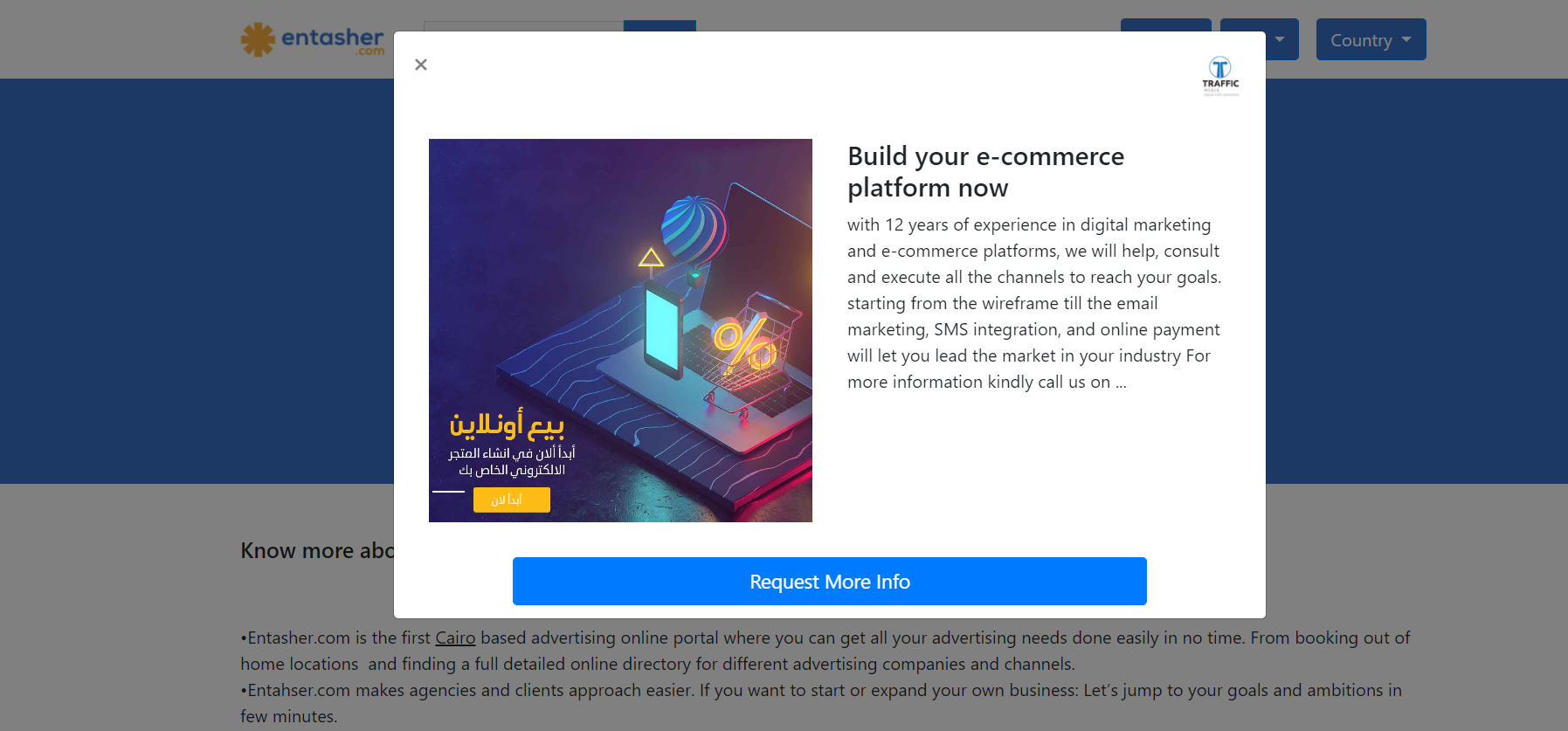 step 6  your ad will start running