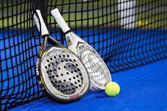 DON'T KNOW WHAT PADEL IS? HAVE YOU BEEN LIVING UNDER A ROCK?